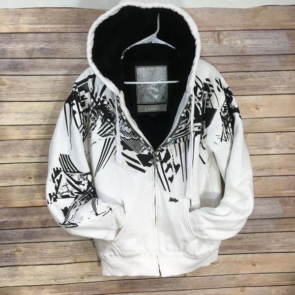 1e401e8ccc Fox Racing Apparel Other - Fox Racing Apparel Sherpa Lined Sweatshirt Hoodie